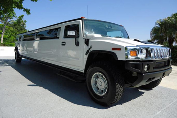 14 Person Hummer Limo Rental Los Angeles